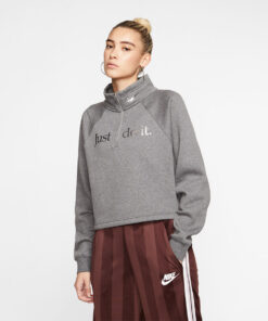 Nike funnel neck